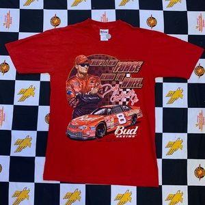 Vintage Nascar Dale Earnhardt Jr Tee Size Medium